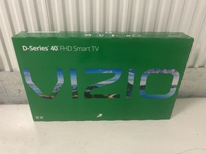 "VIZIO - 40"" Class - LED - D-Series - 1080p - Smart - HDTV for Sale in Waldorf, MD"