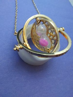Time Turner Harry Potter Necklace for Sale in Grove City, OH