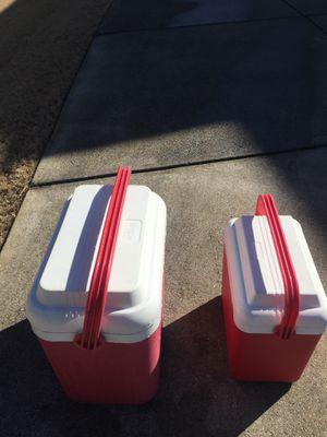 cooler Set - icebox 2 set for Sale in Marietta, GA