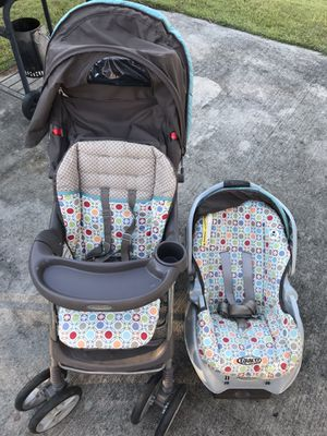 Stroller, car seat, and car seat base for Sale in Macon, GA