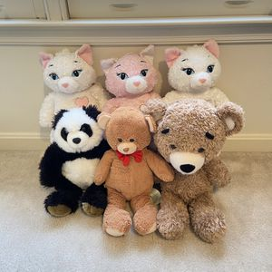 Build a Bear Toy Bundle for Sale in Springfield, VA