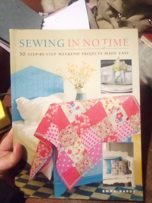 Sewing Book for $5 for Sale in Peoria, IL