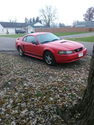 2002,ford mustang for Sale in Marion, OH