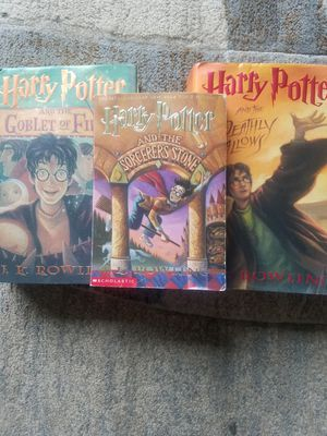 Harry Potter Book BUNDLE for Sale in Fairfax, VA