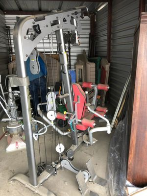 Tuff stuff gym equipment for Sale in Denver, CO