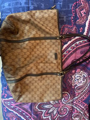 Authentic Light Brown Gucci Bag for Sale in Washington, DC