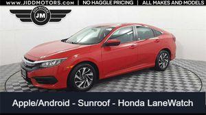 2016 Honda Civic for Sale in Des Plaines, IL