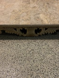 "Granite Coffee Table 41""x41"" for Sale in El Cajon,  CA"