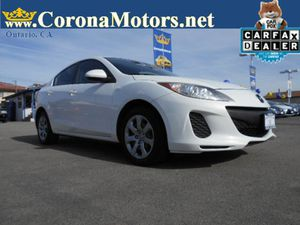 2013 Mazda Mazda3 for Sale in Ontario, CA