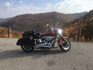 Harley Davidson 08 Fatboy for Sale in Halifax, VA