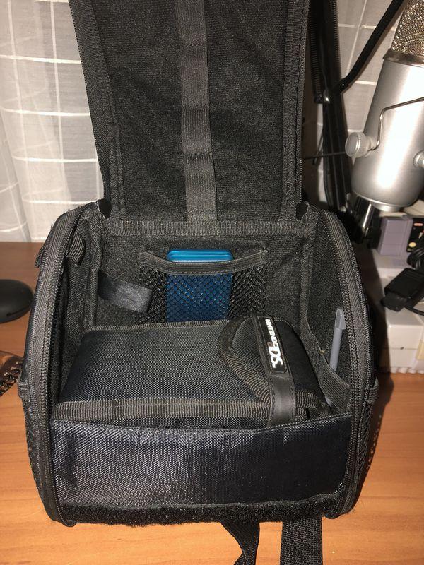 Nintendo DS Lite Pink + Travel Bag & Accessories