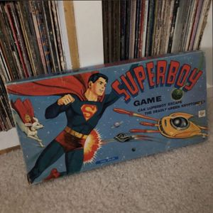 Vintage Comic book game for Sale in UNIVERSITY PA, MD