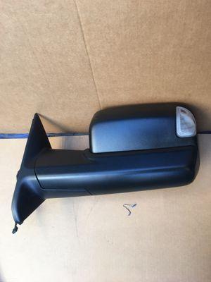 09/18 Dodge Ram 1500 Left Mirror Pwr Blk Heated TrailerTow Mopar for Sale in Los Angeles, CA