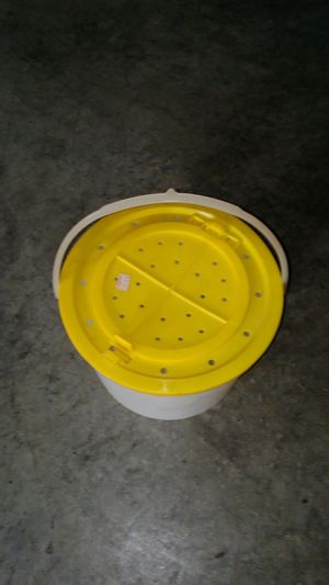 Minnow bucket and net to catch bait for Sale in New Windsor, MD
