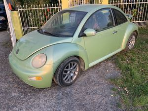 Volkswagen Beetle (for parts) for Sale in Fellsmere, FL