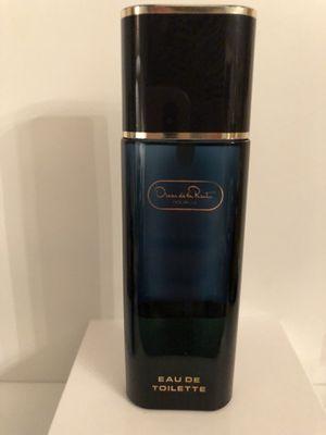 Oscar De la Renata - Paris - for men Eau de Toilette 1.65 oz, 75 oz little less than half for Sale in Houston, TX