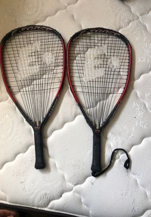 "Used, E-Force Warhead Racquetball Racquet Graphite 22"" Longstring for Sale for sale  Santa Monica, CA"