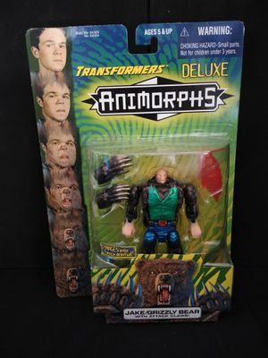 Transformers Deluxe Animorphs Grizzly Bear for Sale in Sun City, AZ