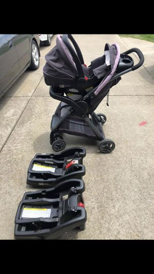 Graco stroller and car seat set for Sale in Murfreesboro, TN