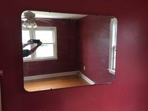Wall mirror for Sale in Folsom, PA