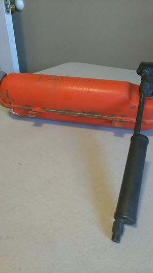 FUEL TANK FOR A COLEMAN CAMPING STOVE for Sale in Calexico, CA