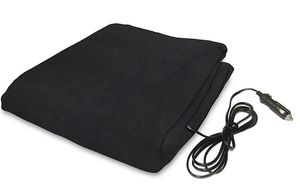 Heated Travel Blanket Throw Fleece for Sale in Newport News, VA