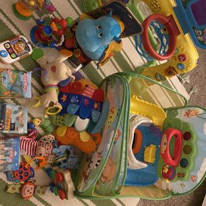Baby Toddler Toys for Sale in Spring, TX
