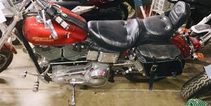 1993 Harley Dyna Low Rider FXDL with S&S upgrade for Sale in Rockville, MD