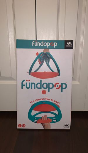 Fundapop Game for Sale in Roselle, IL