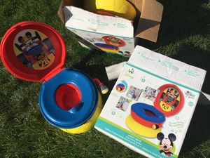 Mickey Mouse Toilet Training System for Sale in Appleton, WI