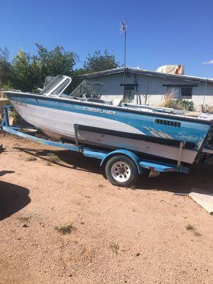 Crestliner sportfish 1950 for Sale in Apache Junction, AZ