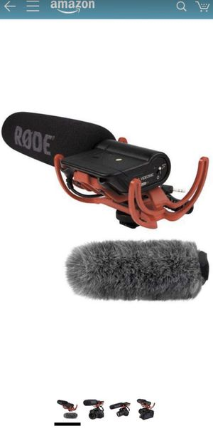NEW rode mic with deadcat for Sale in Haleiwa, HI