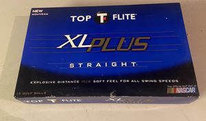 XL plus top t flite straight balls for Sale in Bellingham, MA