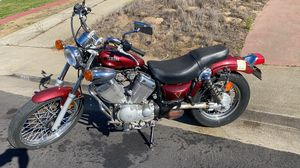 yamaha virago 535 1990. 3800 miles perfect for Sale in Daly City, CA