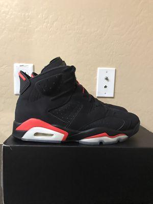 Jordan Retro 6 Infrared Size 10.5 for Sale in Tempe, AZ