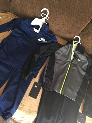 Nike outfits for lil boys size 5 for Sale in Indianapolis, IN