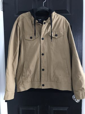 New, men's medium Hurley jacket for Sale in Aurora, CO