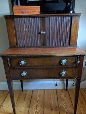 Antique Secretary Desk for Sale in Gaithersburg, MD