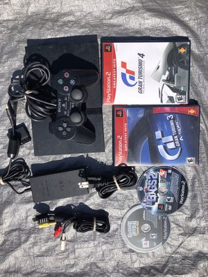 PS2 Slim In great condition ($50 FIRM) for Sale in San Diego, CA