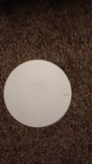 "Longaberger round 12"" basket lid protector cover for Sale in Albuquerque, NM"