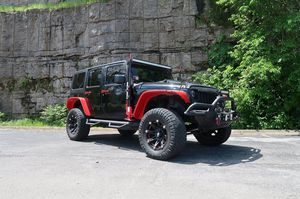 2015 Jeep Wrangler Unlimited for Sale in Columbia, TN