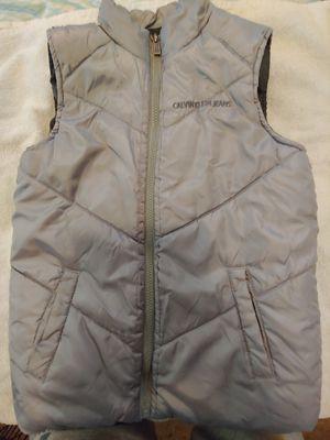Calvin Klein puffer vest. for Sale in Bellaire, MI