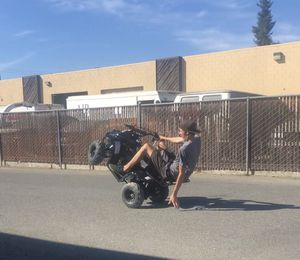 110cc Fast Pocket Rocket Quad for Sale in San Jose, CA
