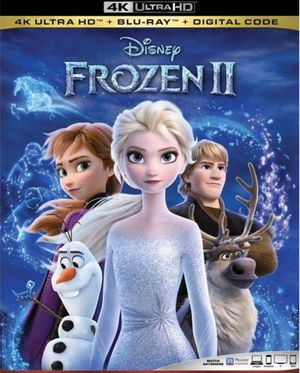 Frozen 2 - Digital Code - MoviesAnywhere 4K for Sale in Montclair, CA