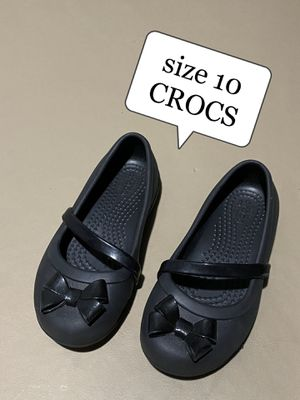 Black Girls Crocs for Sale in Chicago, IL