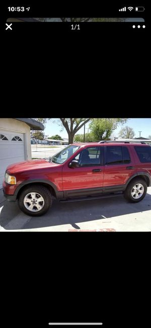 Ford Explorer for Sale in Palmdale, CA