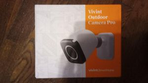 Vivint pro outdoor camera for Sale in Lubbock, TX