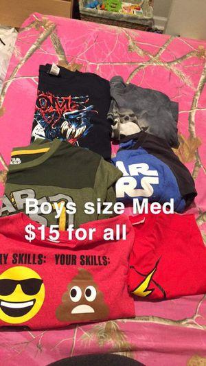 Boys size med lot for Sale in Leeds, AL