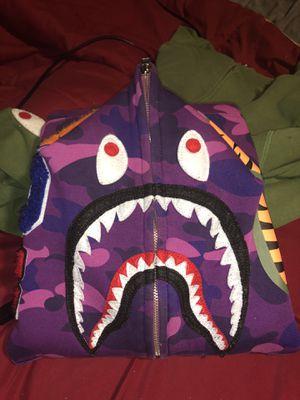 Camo Bape hoodie for Sale in Watauga, TX