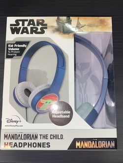 The Mandalorian The Child Headphones NWT for Sale in Indian Head,  MD